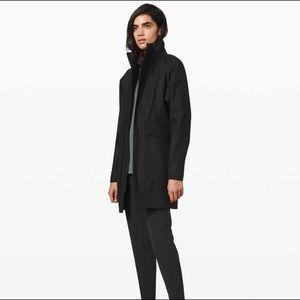 $398 NWT Lululemon Reykur Wool Parka Jacket Sz S